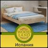 Кровать из дерева Испания