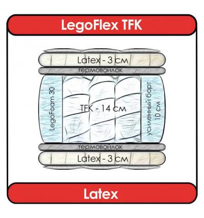 Матрас LegoFlex TFK Latex