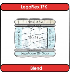 Матрас LegoFlex TFK Blend